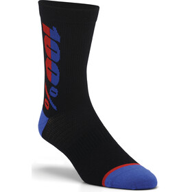 100% Rythym Socks black